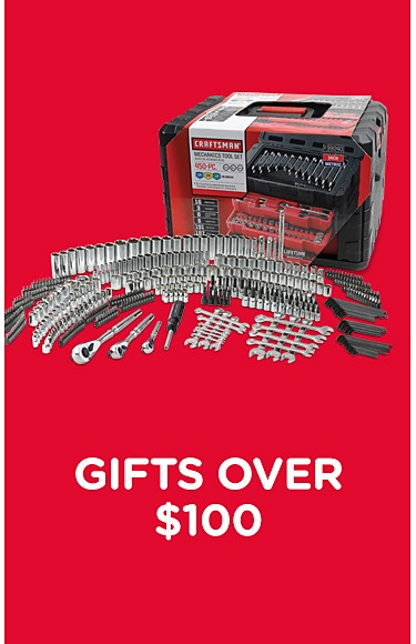 Gifts over $100