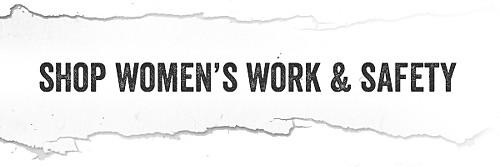 Shop women's work & safety gear