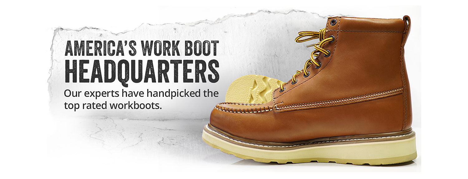 Men's DieHard Work Boots