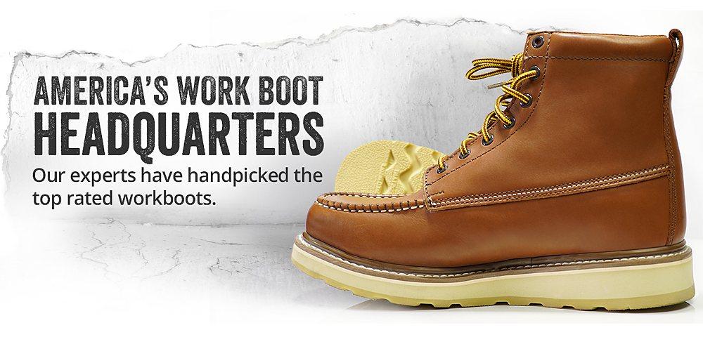 Men's DieHard Work Boots