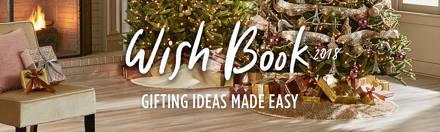 Holiday Gift Guide - Wish Book 2018