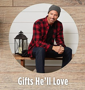 Shop Gifts He'll Love