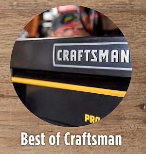 Shop the Best of Craftsman