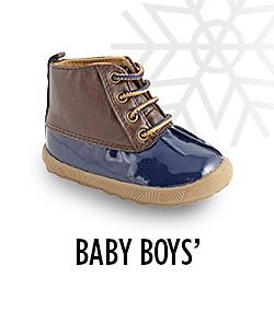 Zapatos para bebé (niño)