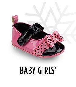 Zapatos para bebé (niña)