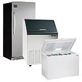 Congeladores y máquinas para hacer hielo