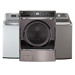 Shop washers & dryers at discount prices at Sears Outlet! Find a great selection of quality washers & dryers from top brands, like Whirlpool, Kenmore, LG, and Samsung, all .