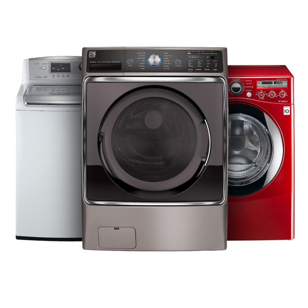 Washer And Dryer Sets: Get Washer And Dryers At Sears