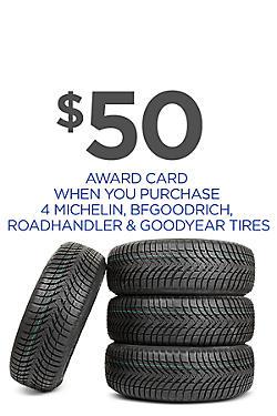$50 award card