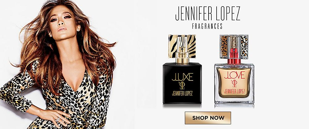 Jennifer Lopez Fragrances