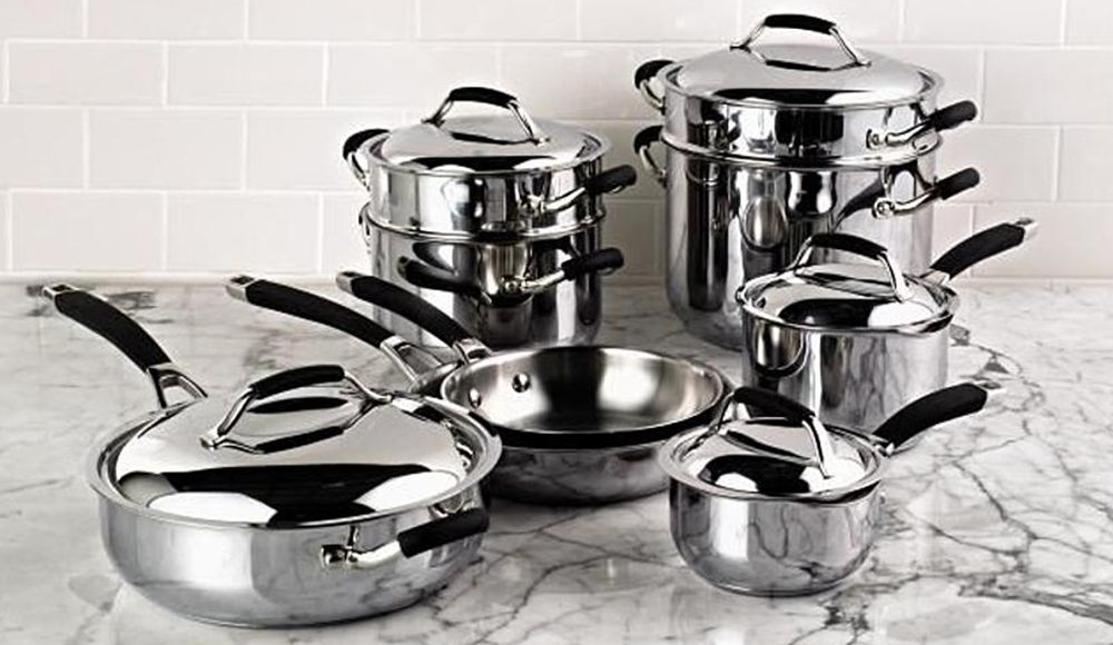 Up to 25%off Cookware