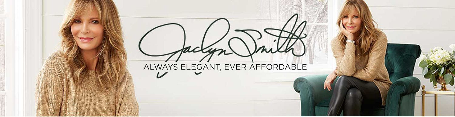 Jaclyn Smith | Always Elegant, Ever Affordable