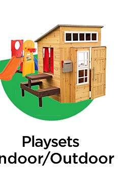 Playsets Indoor/Outdoor