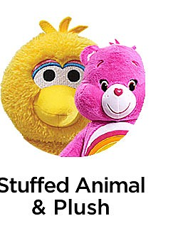 Stuffed Animal and Plush