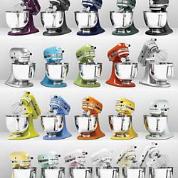Stand&#x20&#x3b;Mixers