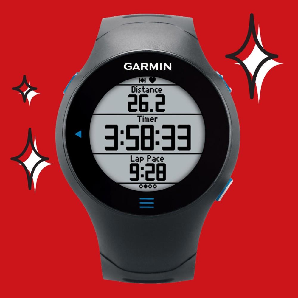 Garmin Watch & Heart Rate Monitor