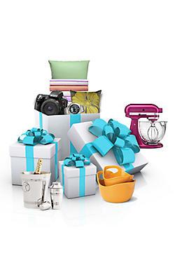 Registro de regalos