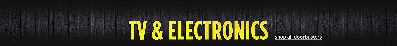 TV & Electronics Shop All