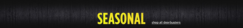 Seasonal Shop All Doorbusters