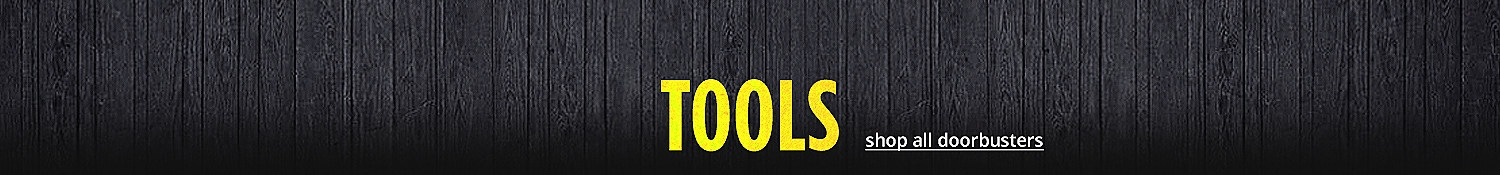 Tools Shop All