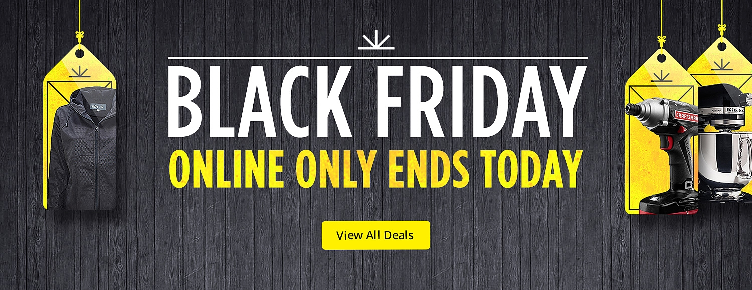 Black Friday Doorbusters NOW | Online Only Now | View Deals