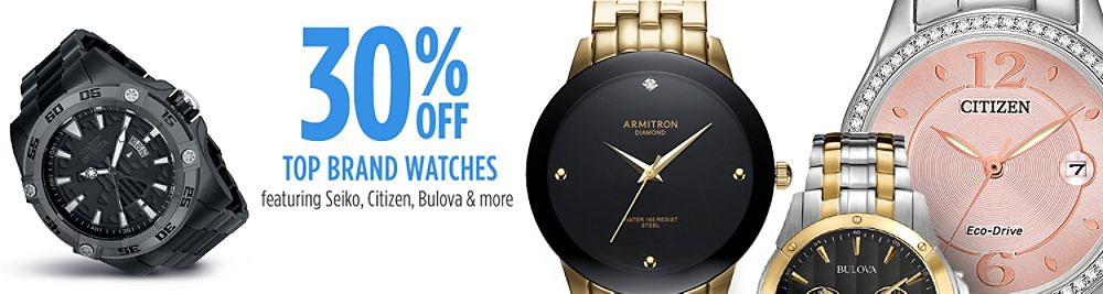 371545098e5 Up to 30% off Watches
