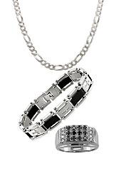 Chains, Bracelets & Rings
