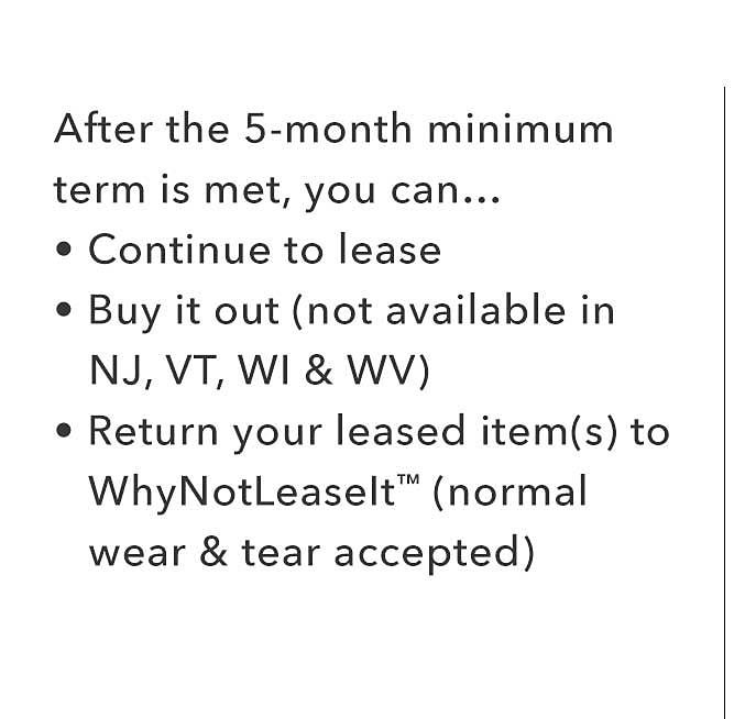 Leasing - Sears