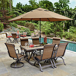 patio dining sets balcony furniture miami