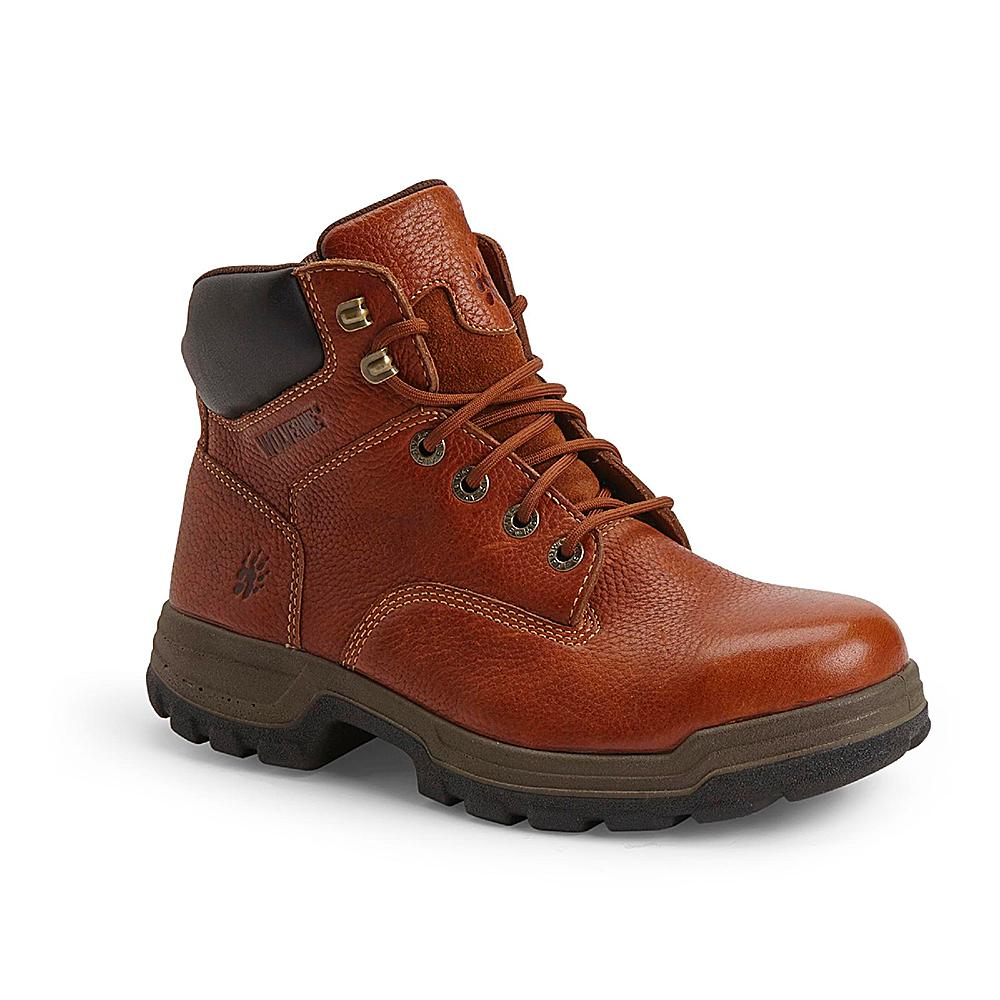 Reg. $5.99-$128 AHORRA 50% En botas de trabajo Diehard® y Wolverine® Reg. $75-$195, esp. $37.50-$97.50