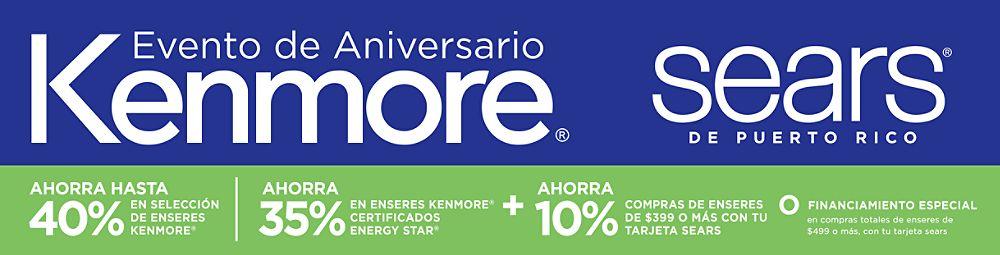 Kenmore Anniversary