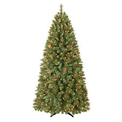 Pre Lit Christmas Tree 9ft