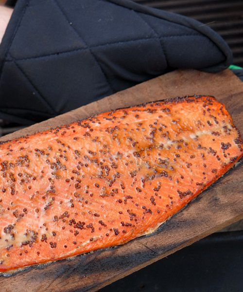 Grill your salmon to perfection