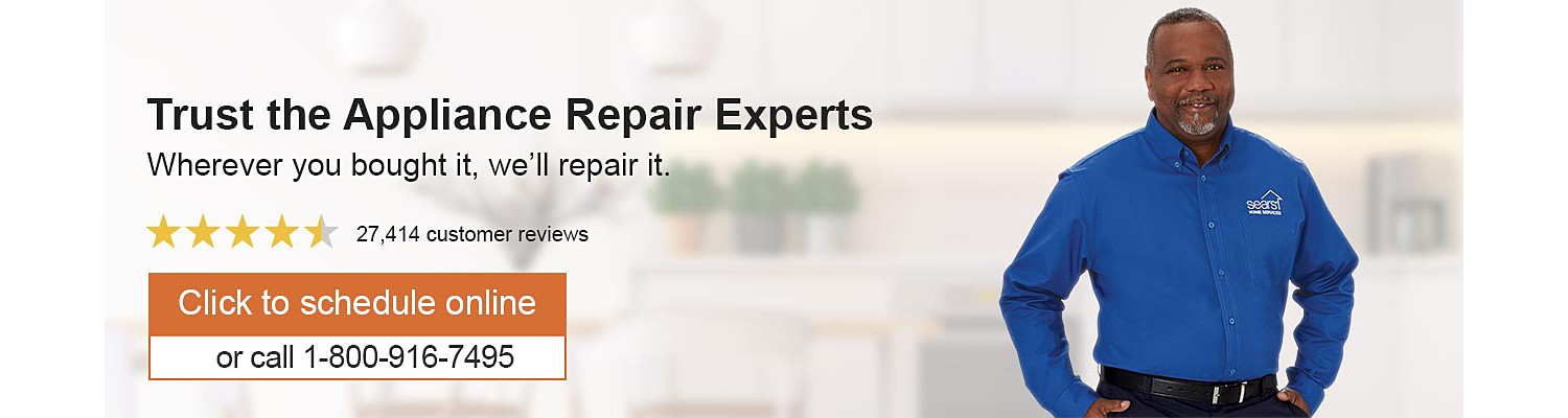 Hero Image Appliance Repair