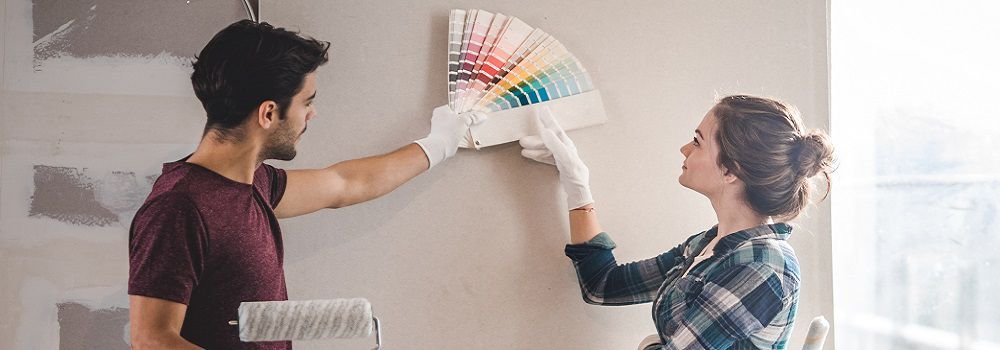 Give your home a fresh coat of paint