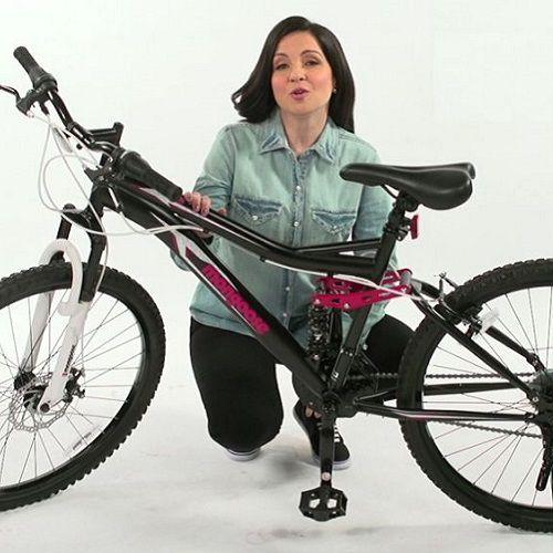 Choosing a bike frame