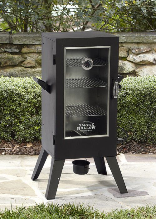 Use your electric smoker to smoke the turkey