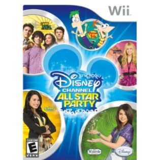Disney Interactive Disney Channel All Star Party Games