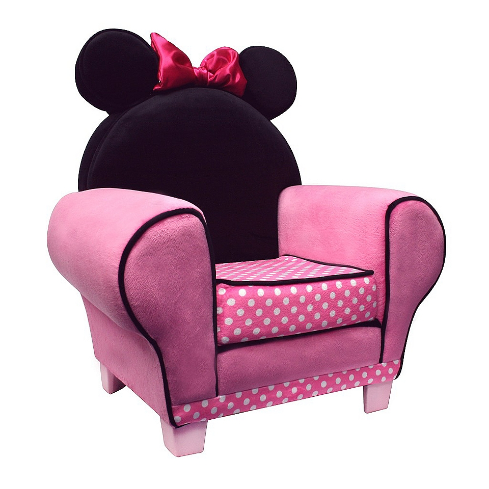 Minnie Mouse Chair Disney Baby Furniture Toddler