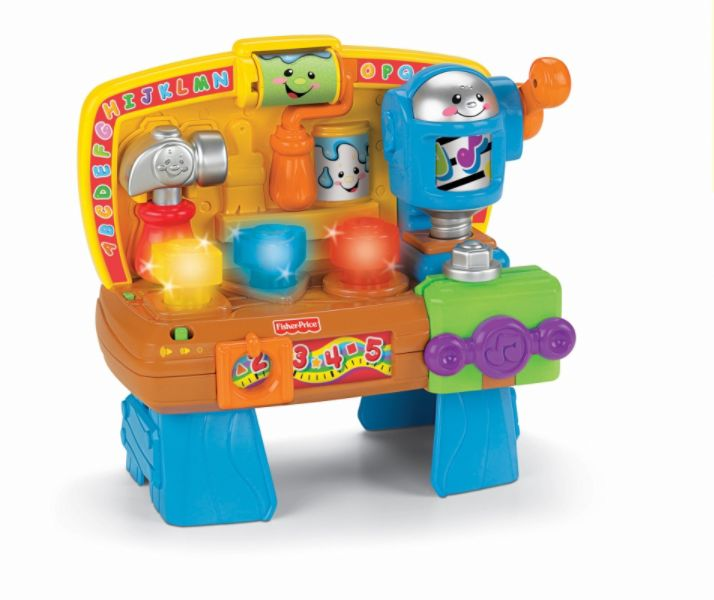 Fisher-Price Laugh and Learn Learning Workbench at Sears.com
