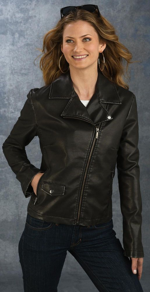 Excelled Ladies Fashion Jacket