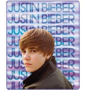 Justin Bieber Sheets on Justin Bieber Justin Bieber Fleece Throw   Bed   Bath   Bedding