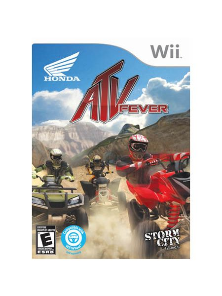 Storm City Games Honda Fever for Nintendo Wii