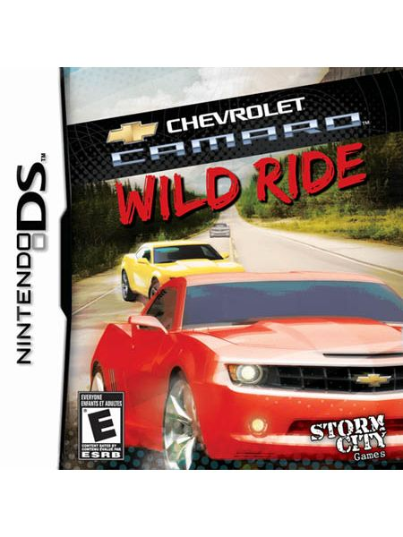 Storm City Games Camaro Wild Ride for Nintendo DS