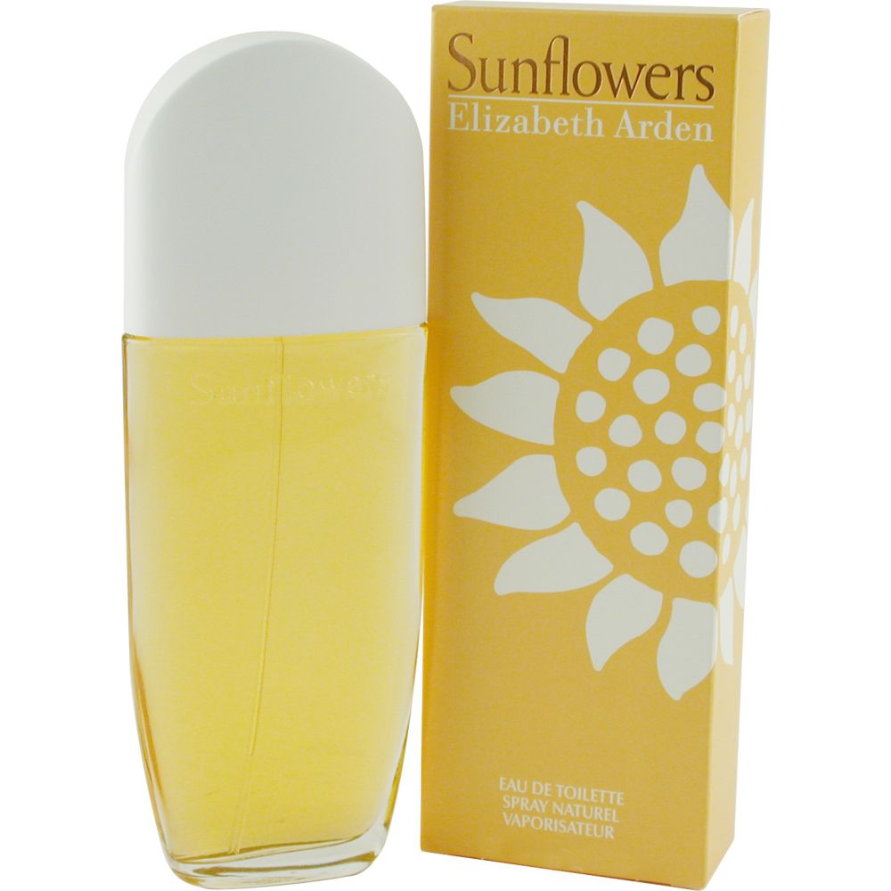 Sunflowers SUNFLOWERS by Elizabeth Arden EDT Spray 3.3 Oz for Women