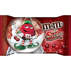 M&Ms Cherry Cordial Flavor Reviews