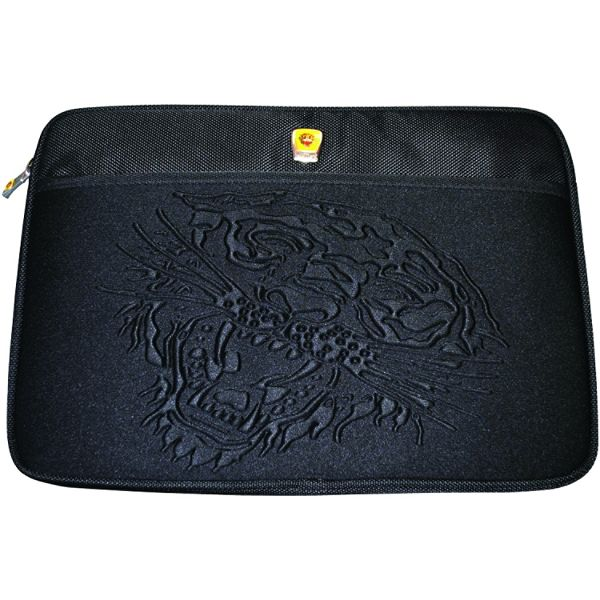 Ed Hardy Andre Embossed Small Notebook Sleeve (10.2