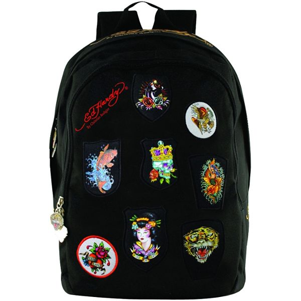 Ed Hardy Josh Patches Backpack