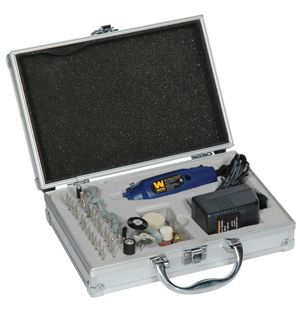 Wen  Wen Mini Rotary Tool Kit w/Metal Case