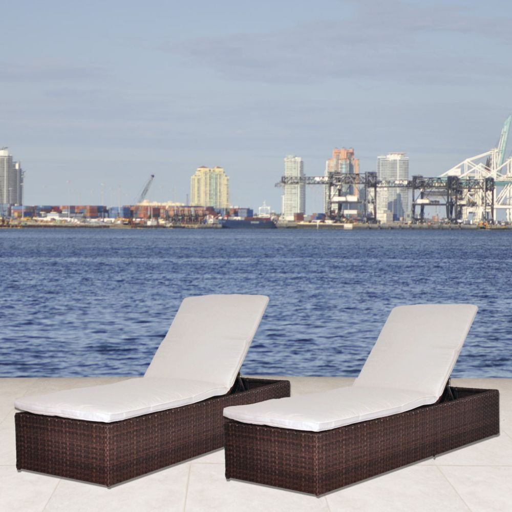 Wellington Lounger Set